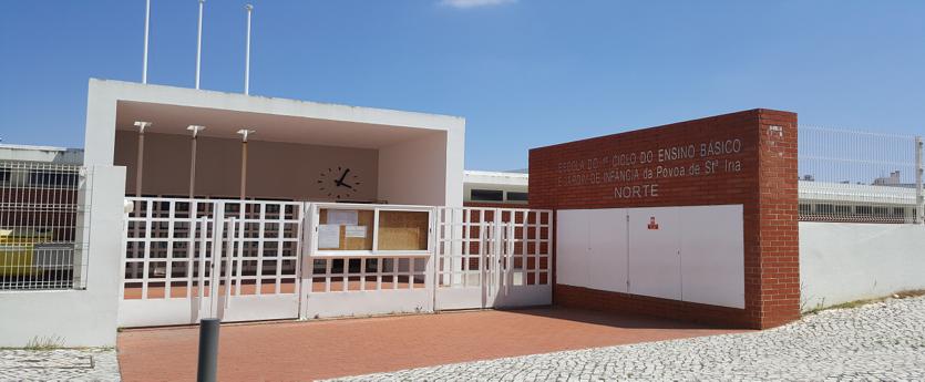 Escola EB1/JI da Póvoa de Santa Iria - Norte